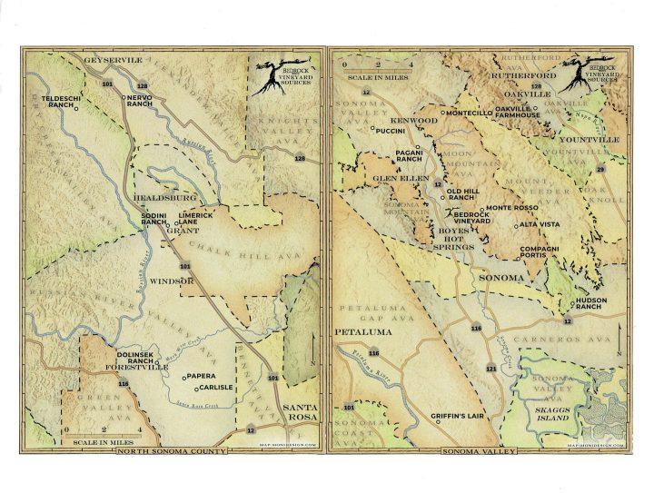 bedrock map inset